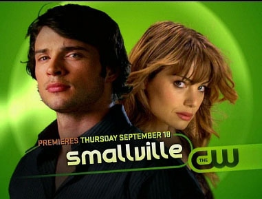 Erica Durance and Tom Welling चित्रो From The CW's Promo For The New Season