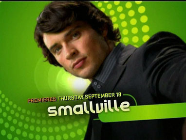 Erica Durance and Tom Welling تصاویر From The CW's Promo For The New Season