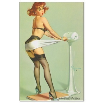 Exercise - pin-up-girls Photo