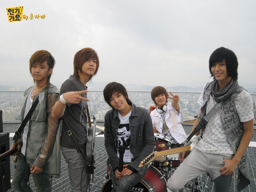 F.T. Island fondo de pantalla called FT Island