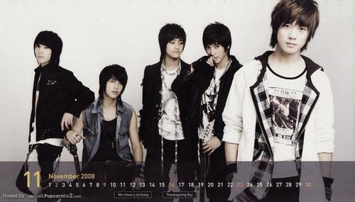 F.T. Island wallpaper containing a bearskin entitled FT Island