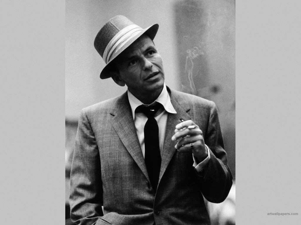 Frank Sinatra - Wallpaper Actress
