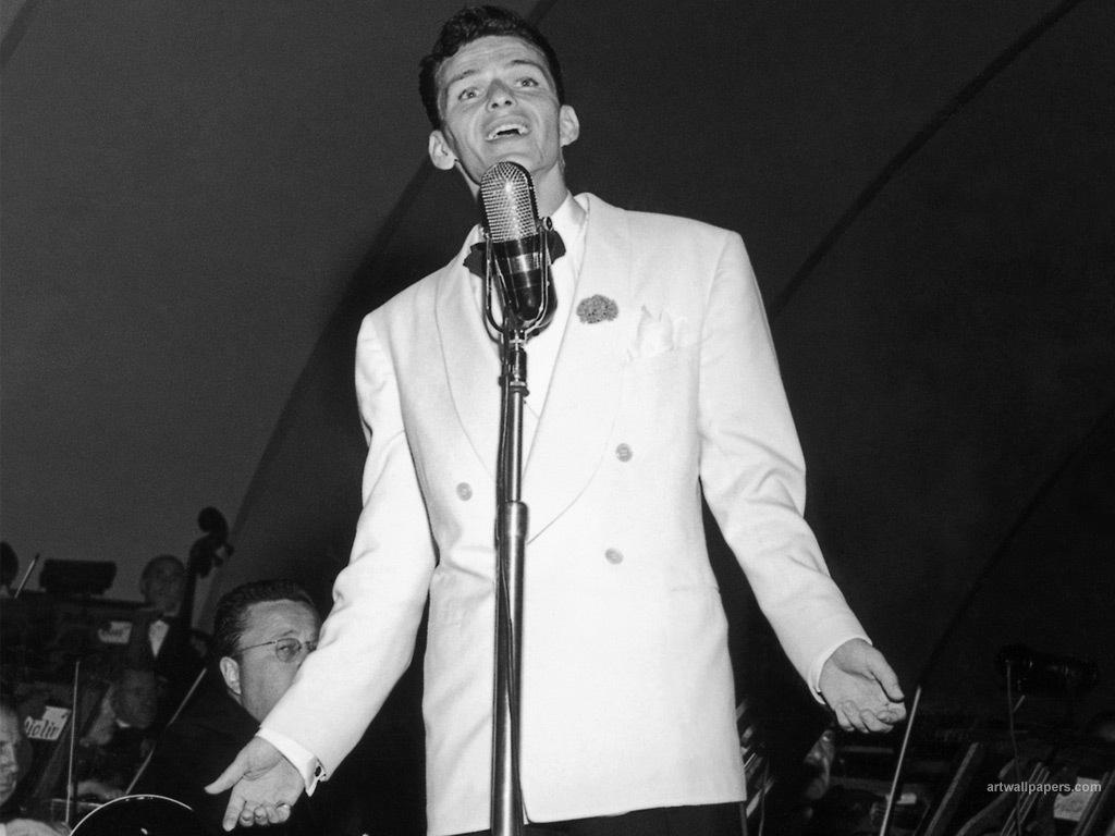Frank Sinatra fondo de pantalla