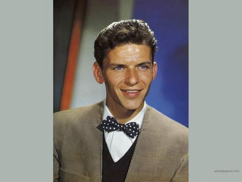 Frank Sinatra achtergrond