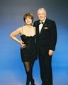 Frank Sinatra and Liza Minelli