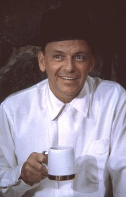 Frank Sinatra in Marriage on the Rocks