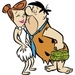 Fred and Wilma Icon - the-flintstones icon