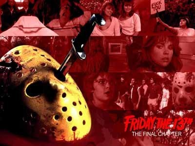 Friday the 13th: The Final Chapter 壁紙