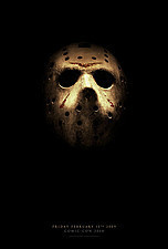 Friday the 13th remake poster