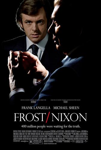 Frost/Nixon poster