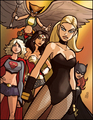 Good Girls Of DC Comics