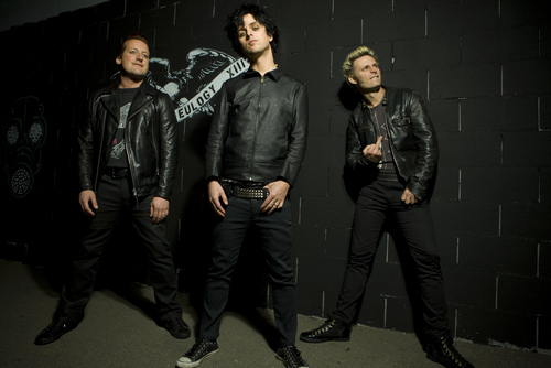 Green Day - '21st Century Breakdown' OFFICIAL PHOTOSHOOT!