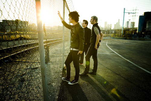 Green día - '21st Century Breakdown' OFFICIAL PHOTOSHOOT!