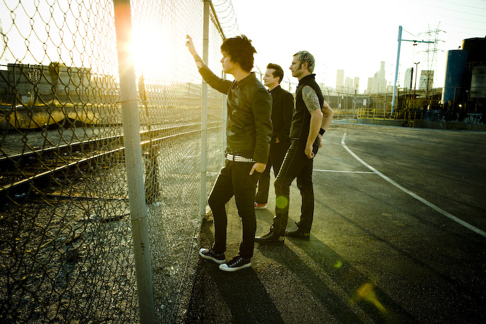 Green Day - '21st Century Breakdown' OFFICIAL PHOTOSHOOT! - green-day photo