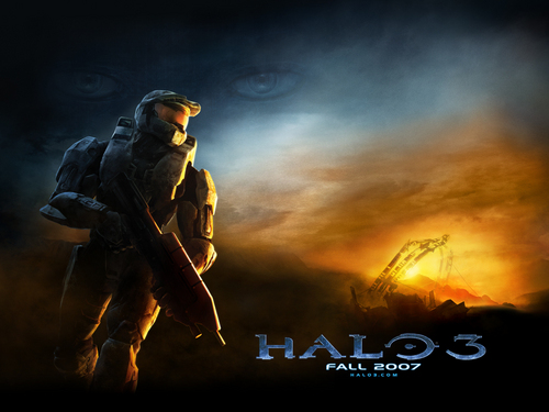 Halo 3 prelaunch 壁紙