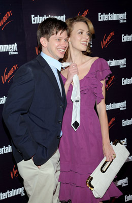 Hilarie burton and Lee Norris