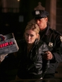 Hilary - Shooting Law & Order SVU
