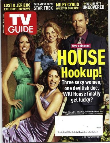 House and his women ;)
