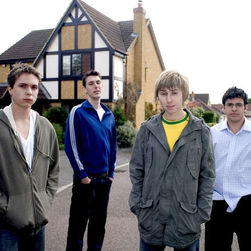 Inbetweeners Gang