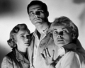 Janet Leigh, John Gavin and Vera Miles