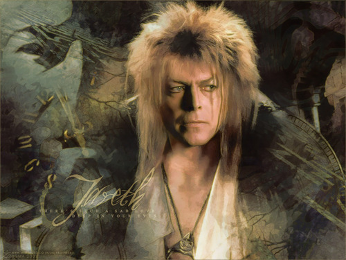 Labyrinth Hintergrund entitled Jareth