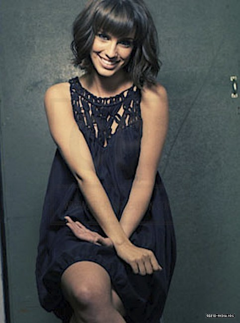Jessica Lowndes photoshoot! - 90210 photo