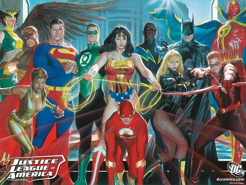 Justice League 2008