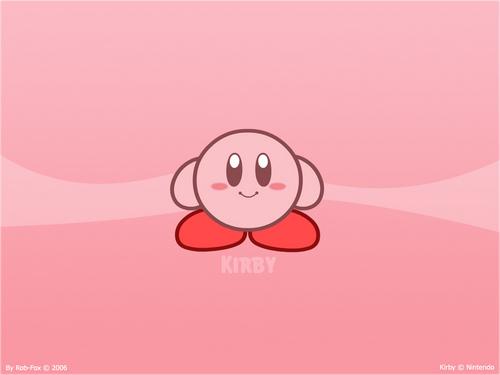 Kirby: Canvas Curse Style