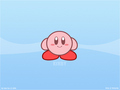 kirby - Kirby: Canvas Curse Style wallpaper