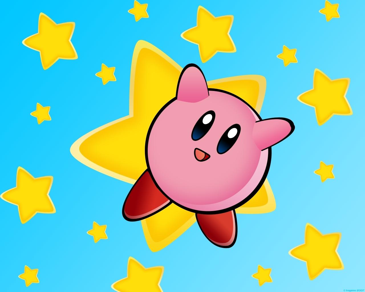 Kirby Hintergrund