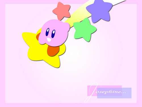 Kirbylicious Wallpaper