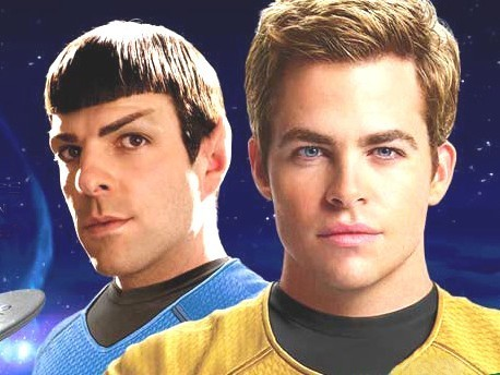 Kirk Spock new