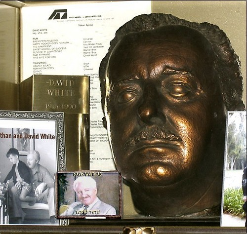 Larry Tate's Bust