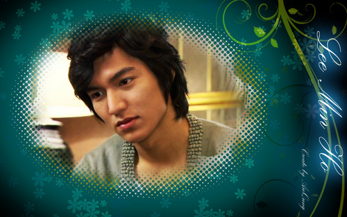 Lee Min Ho wallpaper entitled Lee min ho :)