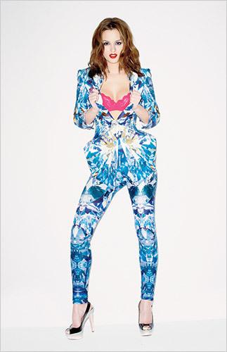 Leighton New York Times Magazine Shoot*