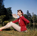 Love in the Afternoon - audrey-hepburn photo