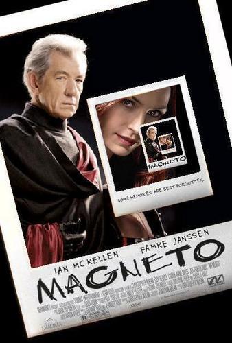 Magneto & Jean Grey