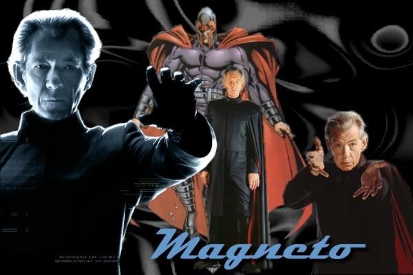 Magneto fan art - Magneto Fan Art (5543157) - Fanpop
