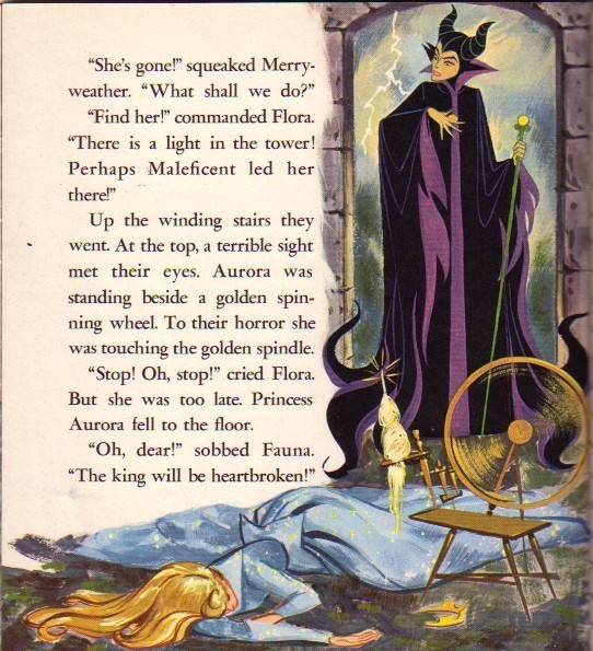 Maleficent & Aurora - Sleeping Beauty Photo (5589494) - Fanpop