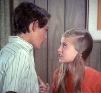 Marcia and Greg Brady