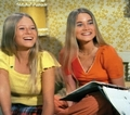 Marcia and Jan Brady - the-brady-bunch photo