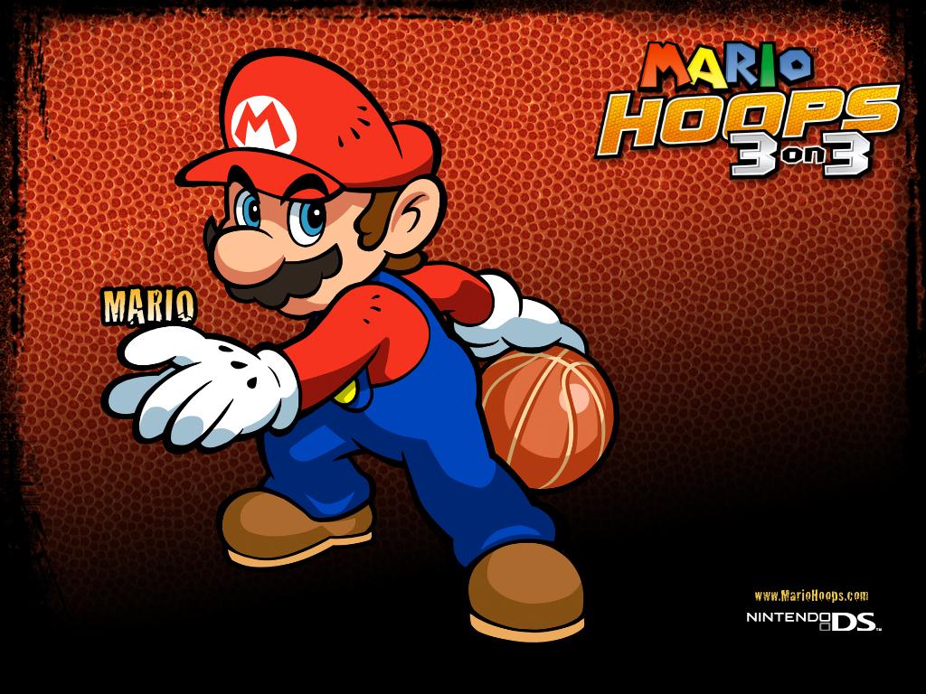 Mario Hoops: 3 on 3