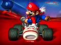 Mario Kart DS - mario wallpaper
