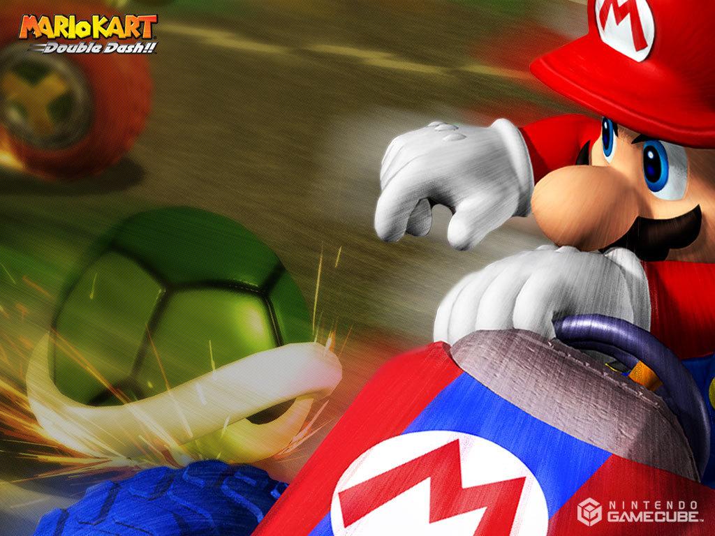 Mario Kart Double Dash Mario Fondo De Pantalla 5598372 Fanpop