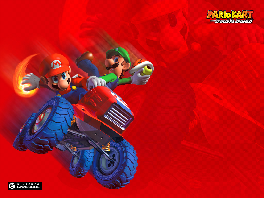mario kart double dash mario wallpaper 5598373 fanpop