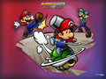 super-mario-bros - Mario & Luigi: Partners in Time wallpaper