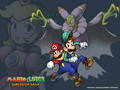 super-mario-bros - Mario & Luigi: Superstar Saga wallpaper