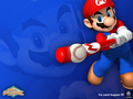 Mario Superstar Baseball - mario wallpaper