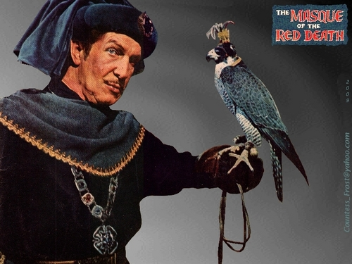 Vincent Price wallpaper titled Masque of the Red Death (3)