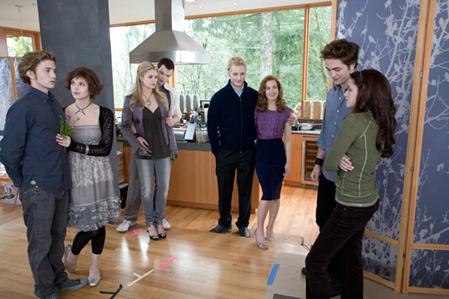 Meet The Cullens